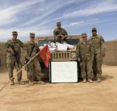 197th E Btry Iraq Thank you