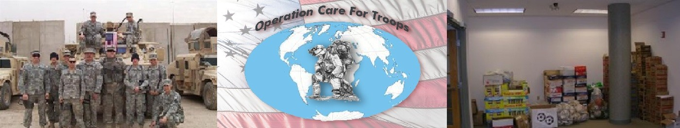 Operation Care For Troops